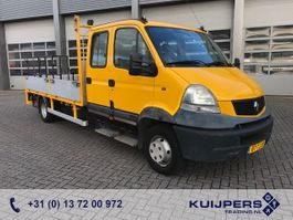 platform bedrijfswagen Renault MASCOTT 150-65 / Double cabin 2008