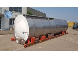 overige containers Van Hool 30.000L RVS