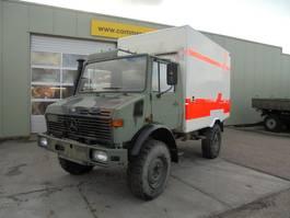 leger vrachtwagen Unimog Unimog 435 1984
