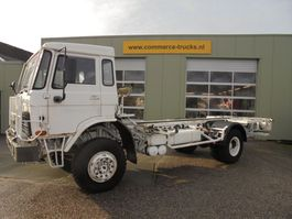 containersysteem vrachtwagen DAF 5444 1990