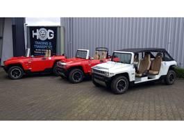 golfkar Hummer 3 x HUMMER HST mini ROADLEGAL !! 2018