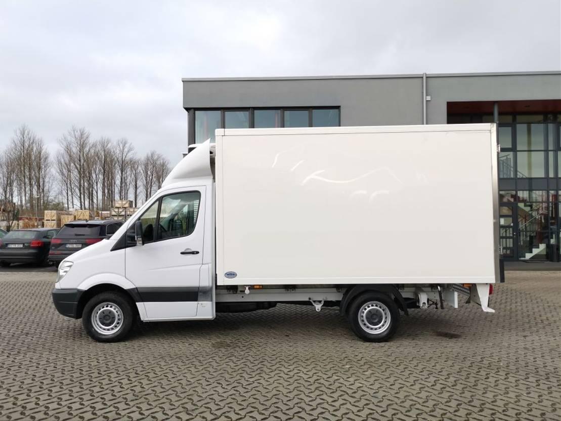 koelwagen bestelwagen Mercedes Benz Sprinter / Carrier / 3 Sitze / German 2013