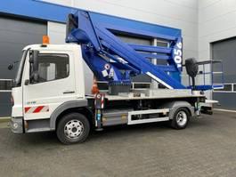 autohoogwerker vrachtwagen GS R E290PX 2007