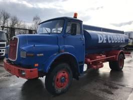 tankwagen vrachtwagen MAN 13.168HAK 4x4 **BELGIUM TRUCK-TANKTRUCK** 1980