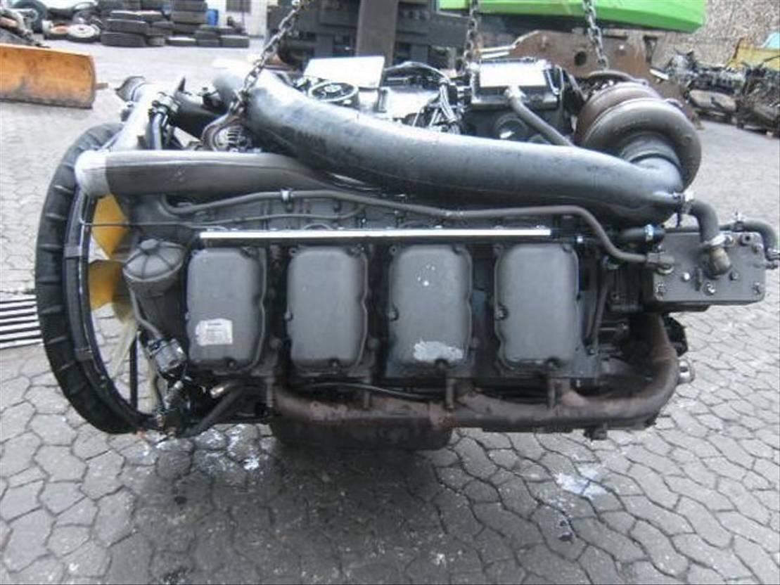 Motor vrachtwagen onderdeel Scania DC 1601 8 Zyl. LKW Motor 2007