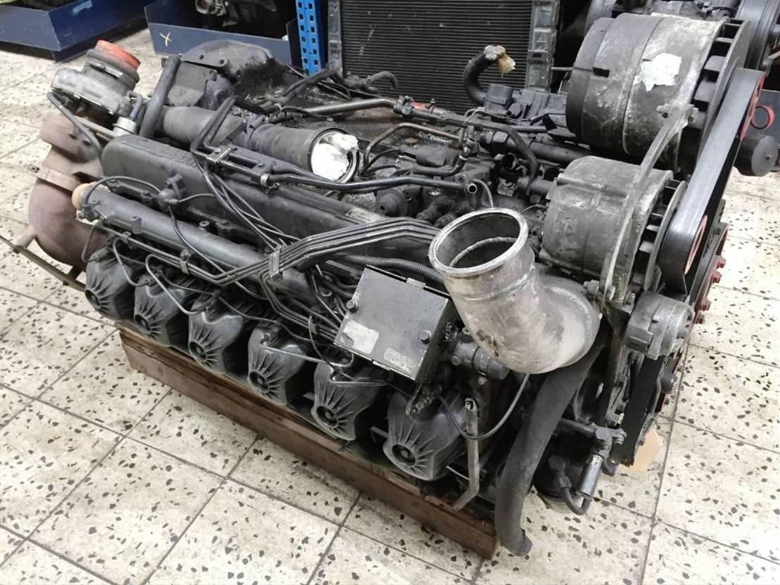 Motor vrachtwagen onderdeel Scania DC902C01 / DC 9 02 C 01 Bus Motor