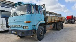 kipper vrachtwagen > 7.5 t Mitsubishi Fuso 1984