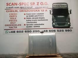 brandstof systeem bedrijfswagen onderdeel Scania TANK