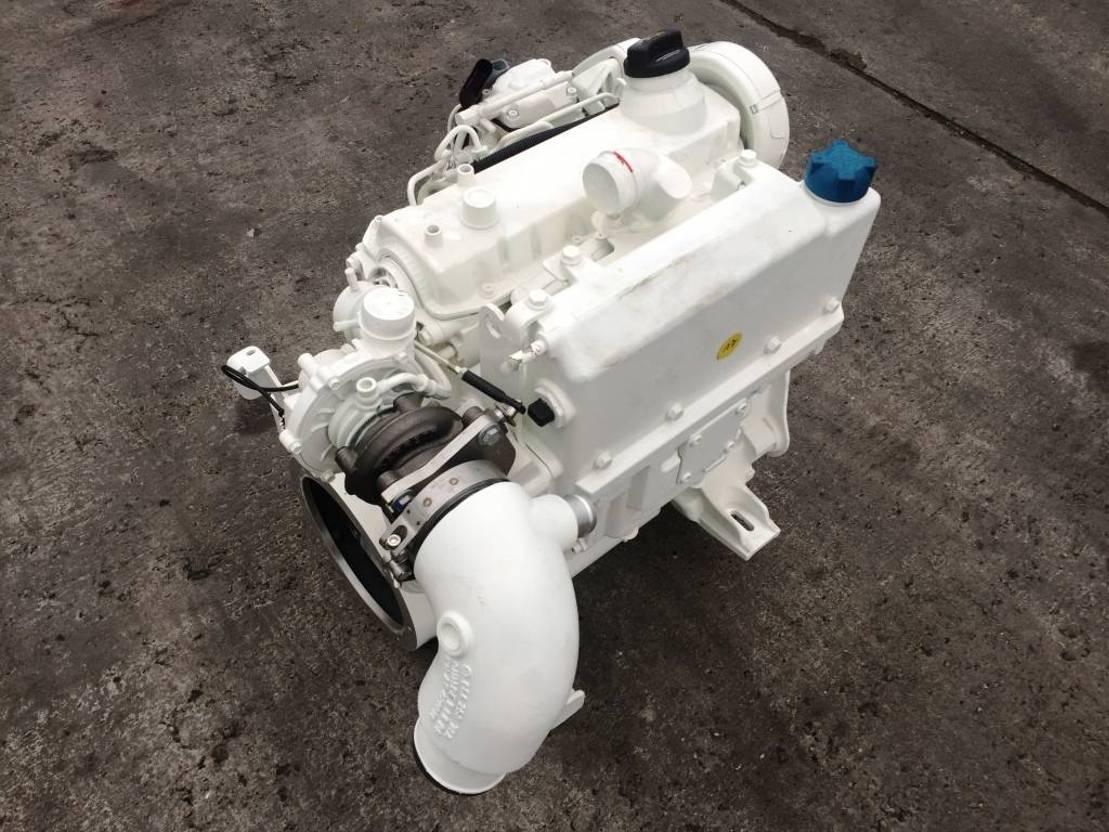 Motor vrachtwagen onderdeel Volkswagen Marine TDI 75-4 / CDX Motor