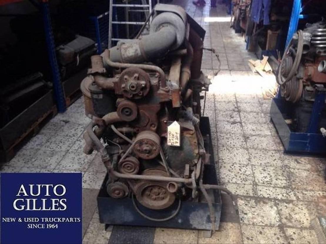 Motor vrachtwagen onderdeel Volvo TD120 / TD 120
