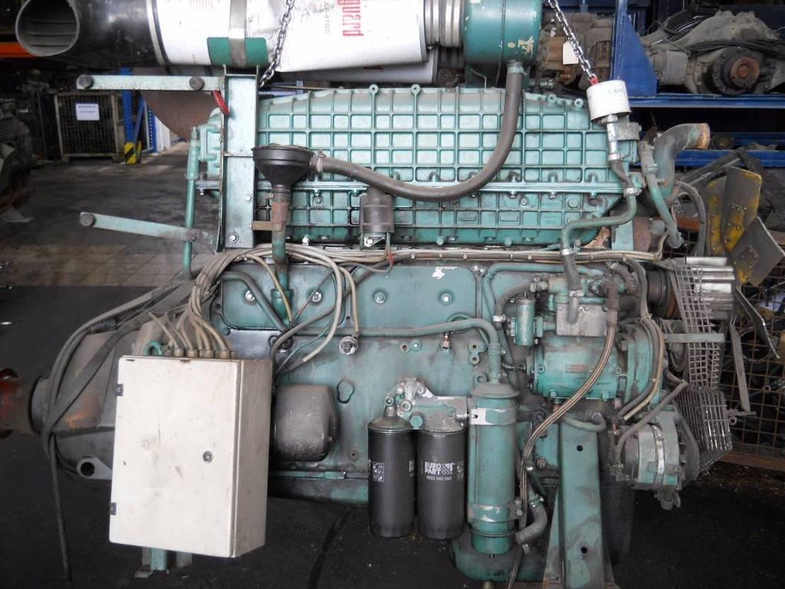 Motor vrachtwagen onderdeel Volvo TID100 / TID 100