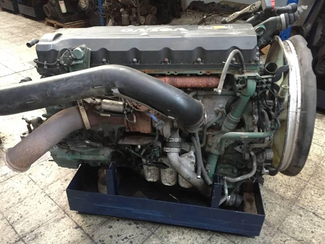 Motor vrachtwagen onderdeel Volvo D13C420 / D 13 C 420 LKW Motor 2010