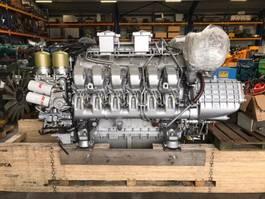 motordeel equipment onderdeel MTU 12V400 1800 PK Marine diesel motor 1999