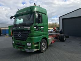 chassis cabine vrachtwagen Mercedes-Benz 1844 L EURO 5 CHASSIS 2007
