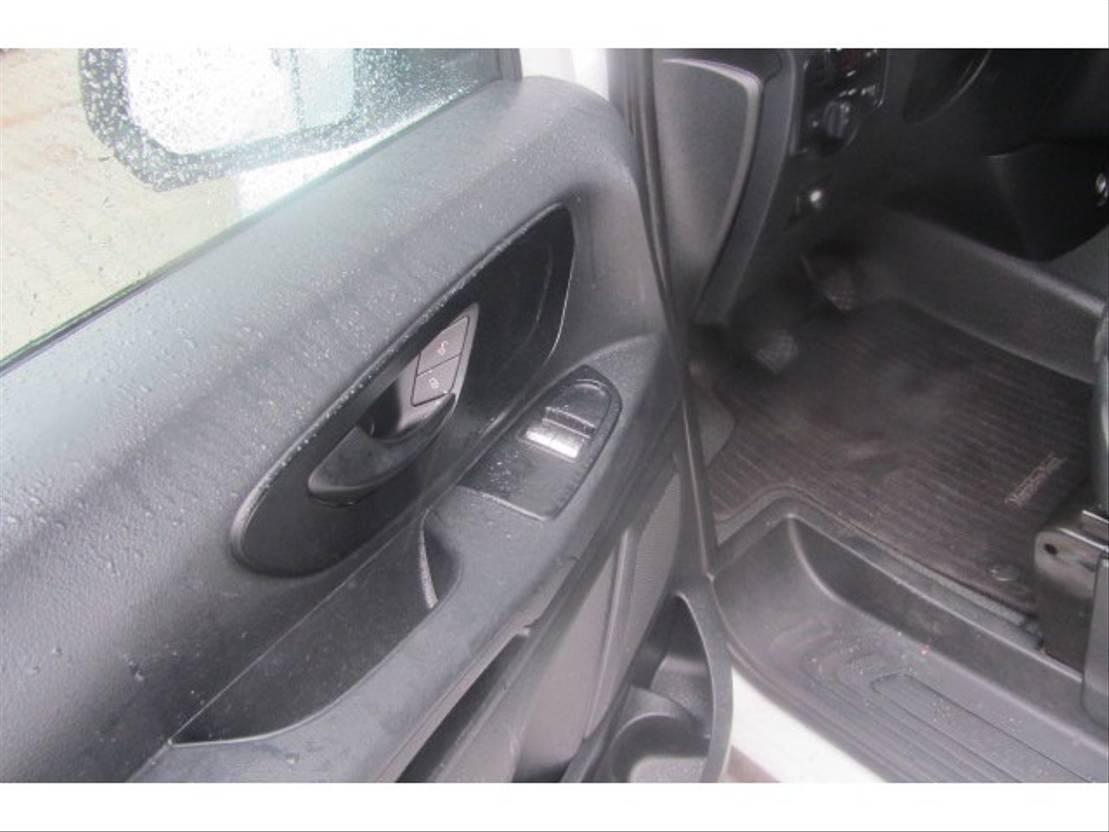 koelwagen bestelwagen Mercedes Benz VITO 111CDI KONVEKTA 2016