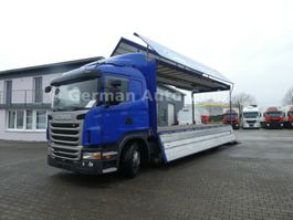 verkoop opbouw vrachtwagen Scania G440 Euro6 LBW Lift/Lenkachse Retarder