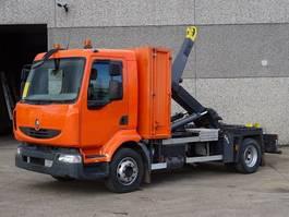 containersysteem vrachtwagen Renault MIDLUM 240 DXI 4X2   CONTAINER SISTEEM - CONTAINER HAAKSISTEEM -SYSTEME ... 2007