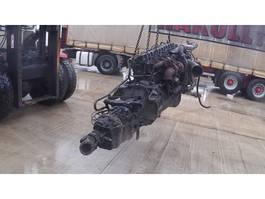 Motor vrachtwagen onderdeel Renault G 260 Manager moteur avec boite (POMPE MANUELLE) 1992