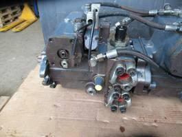 hydraulisch systeem equipment onderdeel Brueninghaus A4VG71DA1DT2/32L-NZF10K071E-S