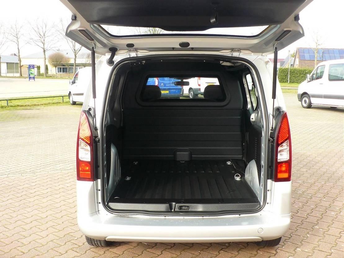 gesloten bestelwagen Citroen Berlingo 1.6 BlueHDI 100 Club EURO 6 2016