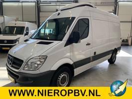 koelwagen bestelwagen Mercedes Benz SPRINTER l2h2 316cdi koelwagen dag en nacht 2013