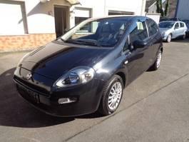 sedan auto Fiat Punto More 1,3 jtd/TÜV bis Jan.22/Scheckheft 2013