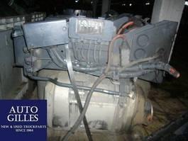 Motor vrachtwagen onderdeel Iveco Abgasanlage Bluetec 2007