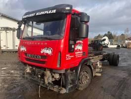 Motor vrachtwagen onderdeel Iveco EUROCARGO 120E28 / F4AE3681 - 280 HP - EURO 5 2008