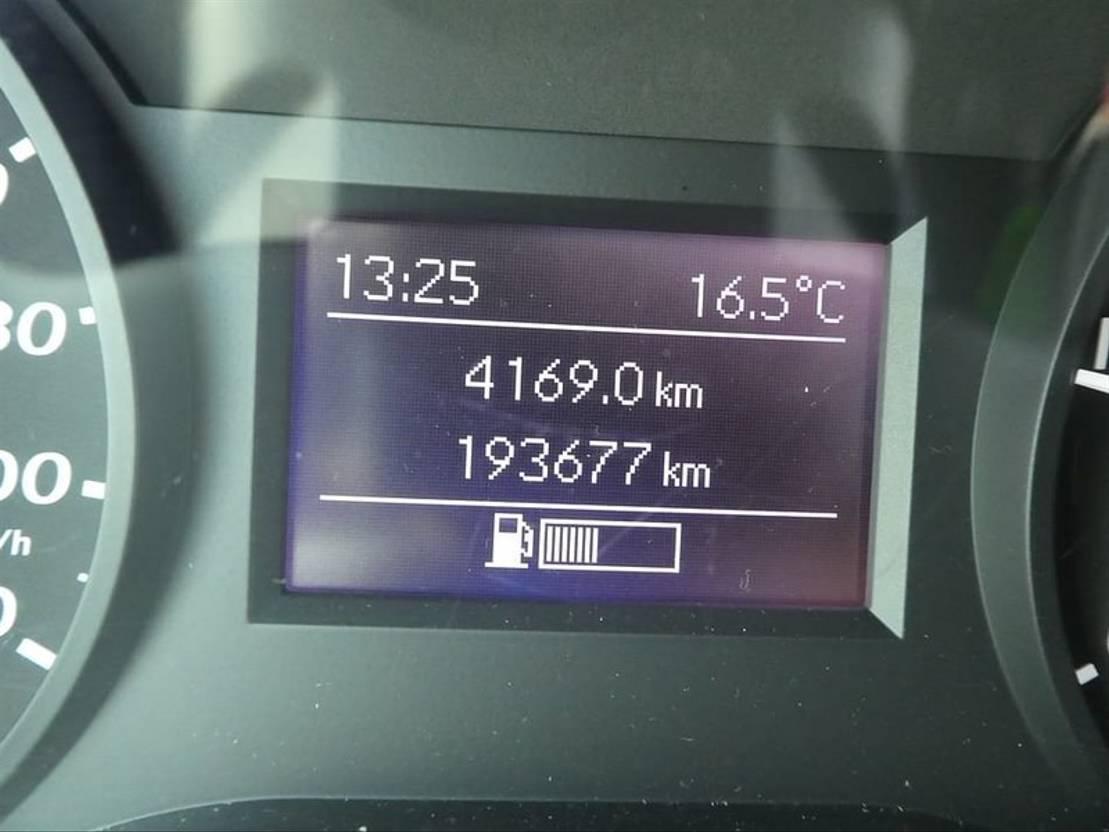 koelwagen bestelwagen Mercedes Benz VITO 111 CDI ac frigo! 2015