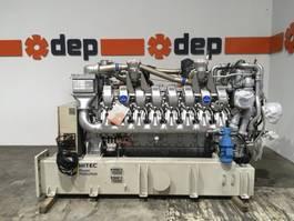 Motor vrachtwagen onderdeel MTU 16v4000 2003