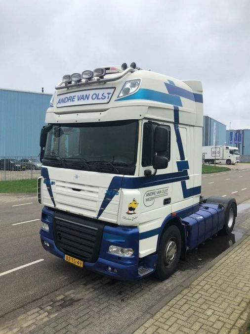 DAF - FT XF105.460 1