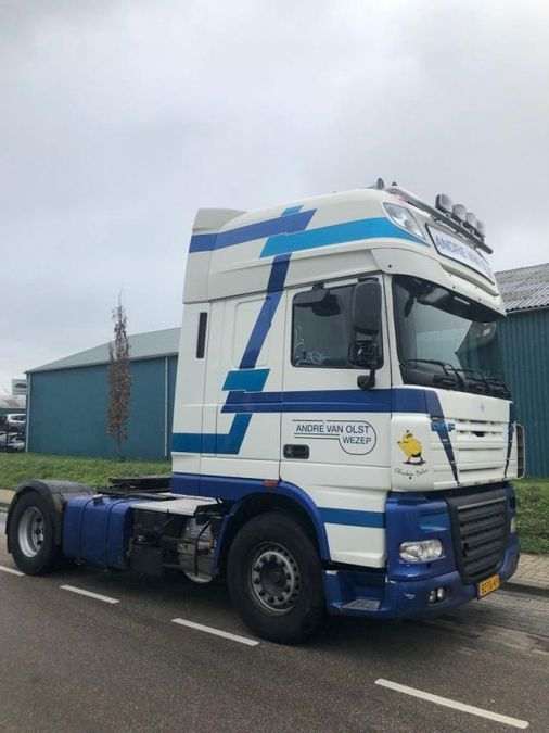 DAF - FT XF105.460 3
