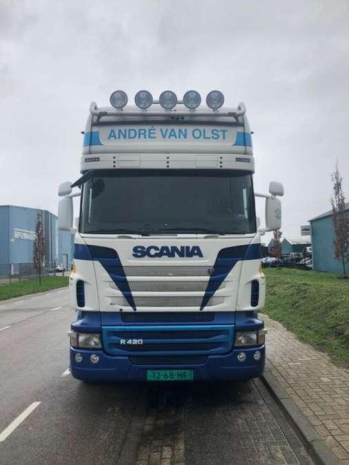 Scania - R 420 A 4X2 topline 2
