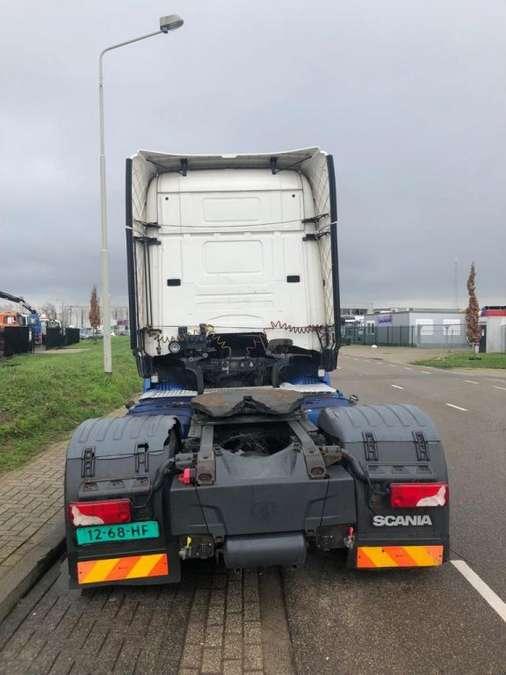 Scania - R 420 A 4X2 topline 4