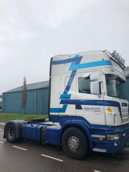 Scania - R 420 A 4X2 topline 3