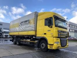 wissellaadbaksysteem vrachtwagen DAF FAR XF105.460SC , Intarder, Top 2013