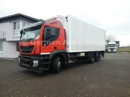 koelwagen vrachtwagen Iveco AT260S46Y/FS M. Lift-Lenkachse Rad.4800  Euro5