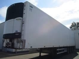 koel-vries oplegger Sor SP71 ,3 Axle, Fridge trailer , aluminum rims , new tires !! 2005