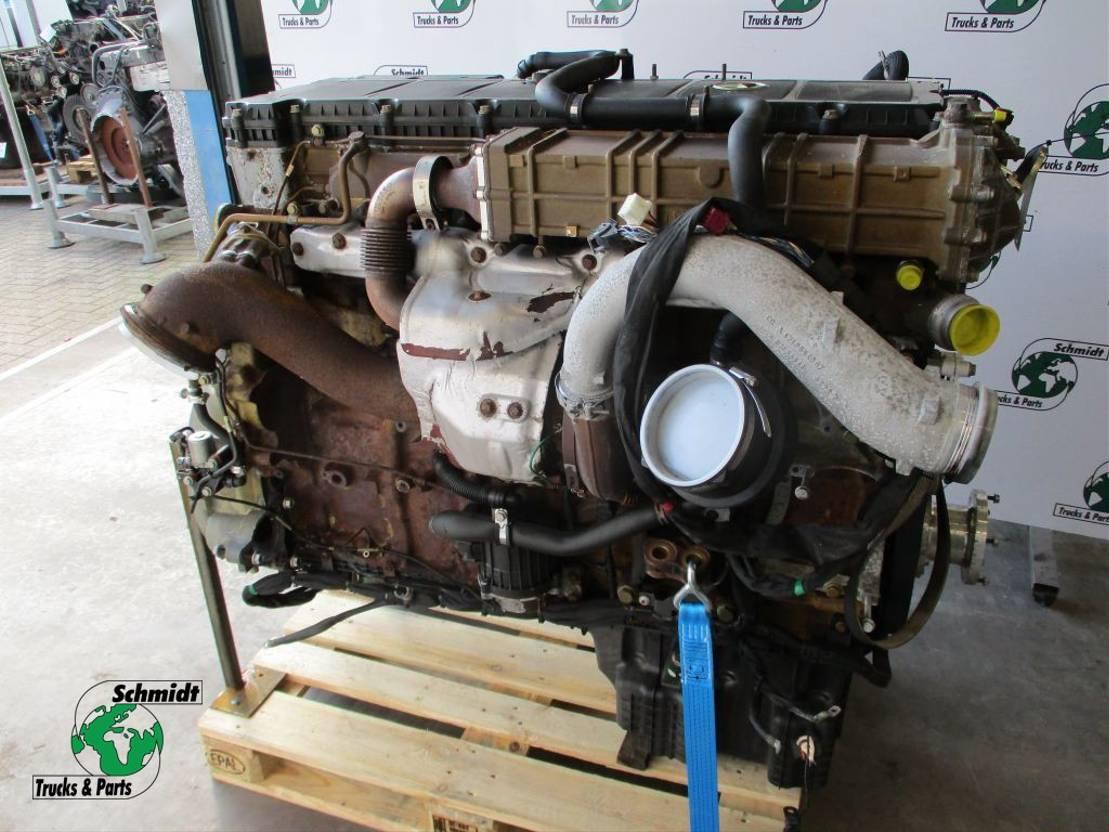 Motor vrachtwagen onderdeel Mercedes-Benz OM 471 LA