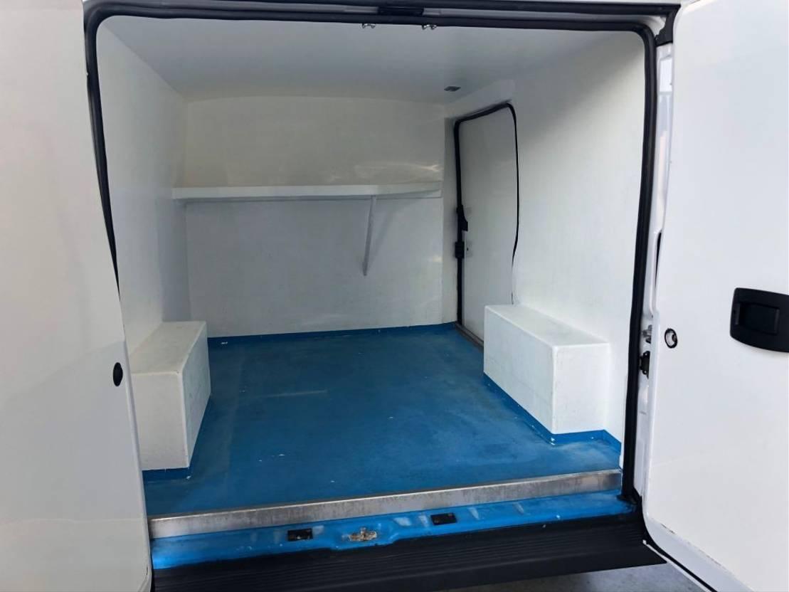 koelwagen bestelwagen Fiat FIAT DUCATO L1H1 - Geïsoleerd - ISOLIERT - Isolated 2016