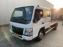 be trekker bedrijfswagen Mitsubishi CANTER 2012