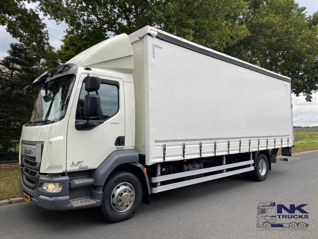 schuifzeil vrachtwagen DAF LF 280 SCHUIFZEIL 197.000 KM 2016