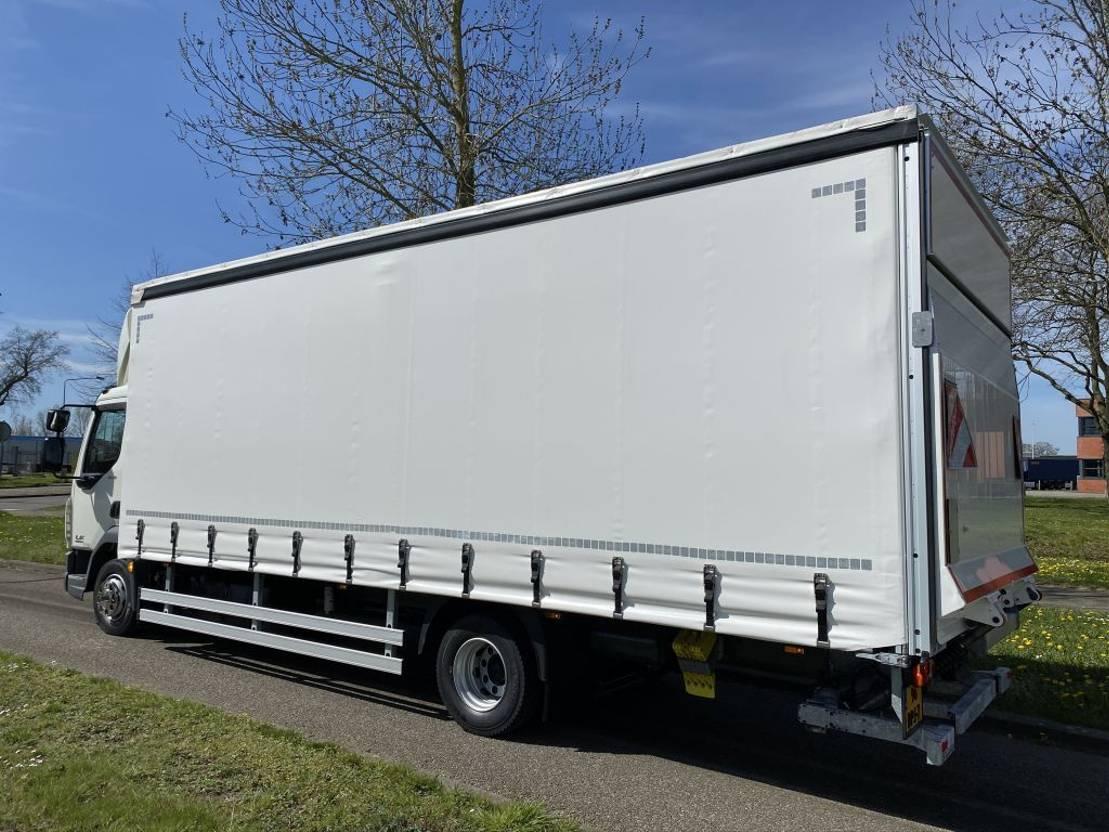 schuifzeil vrachtwagen DAF LF 220 SCHUIFZEIL 189.000 KM 01-2017 2017