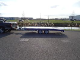 autotransporter aanhangwagen Tijhof TA27-ANN 2020