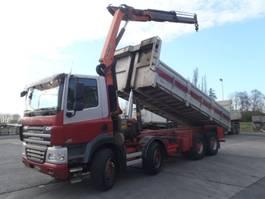 kipper vrachtwagen > 7.5 t DAF cf85.460 2011