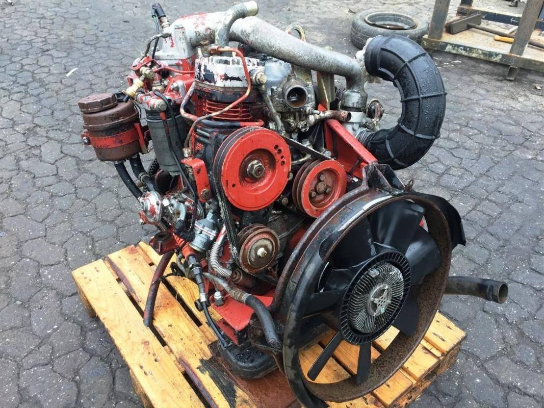 Motor vrachtwagen onderdeel Iveco 8040.45 LKW Motor
