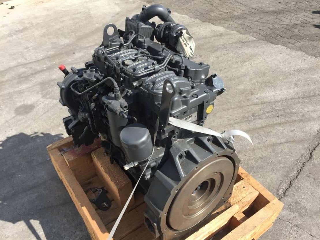 Motor vrachtwagen onderdeel Iveco F5C / F5C099