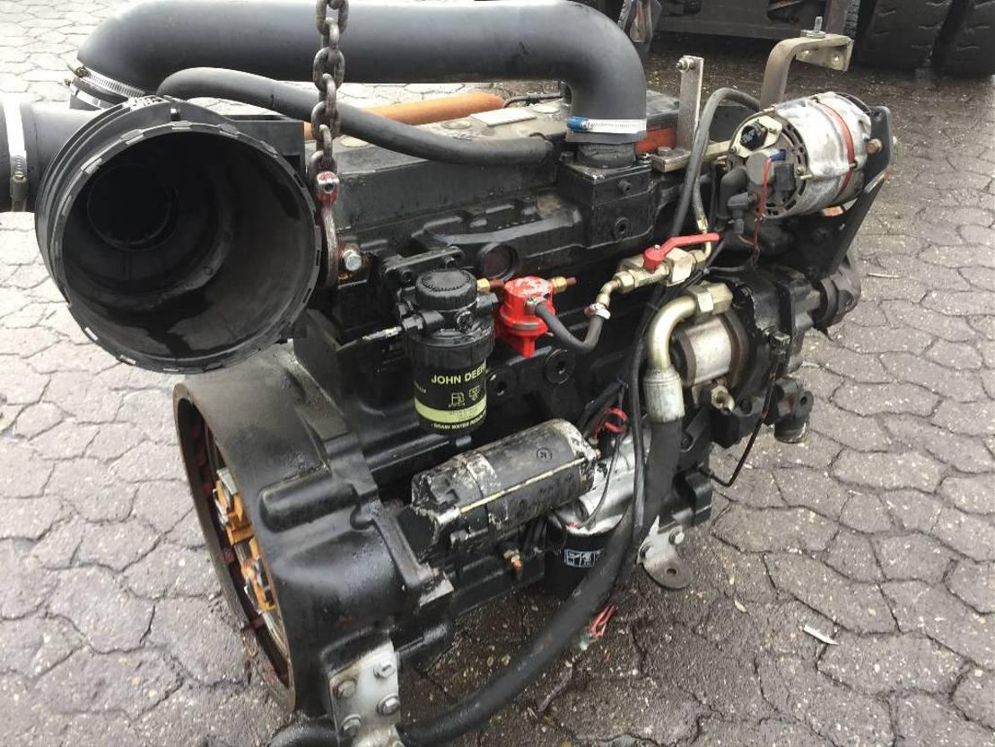 Motor vrachtwagen onderdeel John Deere 4045DF150 / 4045 DF 150 Motor