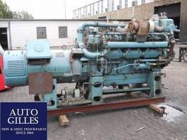 generator Kromhout 12TVD128 / 12 TVD 128 1966
