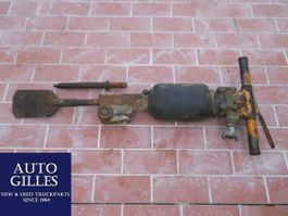 overige equipment onderdeel Krupp Preßlufthammer